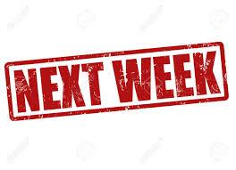 Next Week Market Prediction